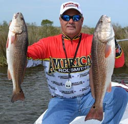 South Louisiana Fishing Vacations