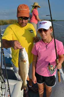 louisiana fishing guide