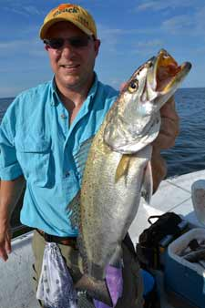 Louisiana Speckled Trout Fishing